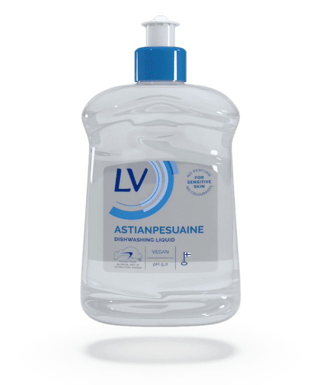 Image of LV Dishwashing Liquid 500 ml